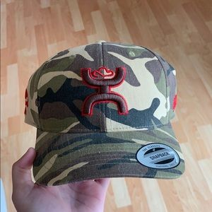 Hooey Camo Hat